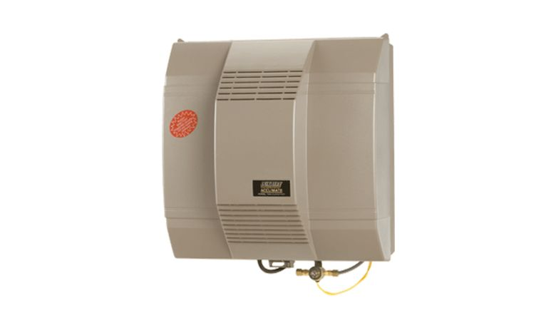 Whole House Fan Powered Humidifier