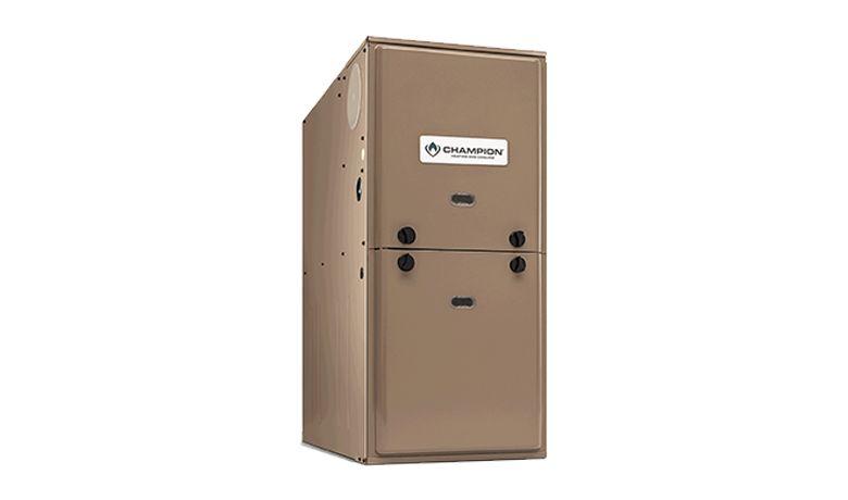 TPLC 80% AFUE Modulating Gas Furnace