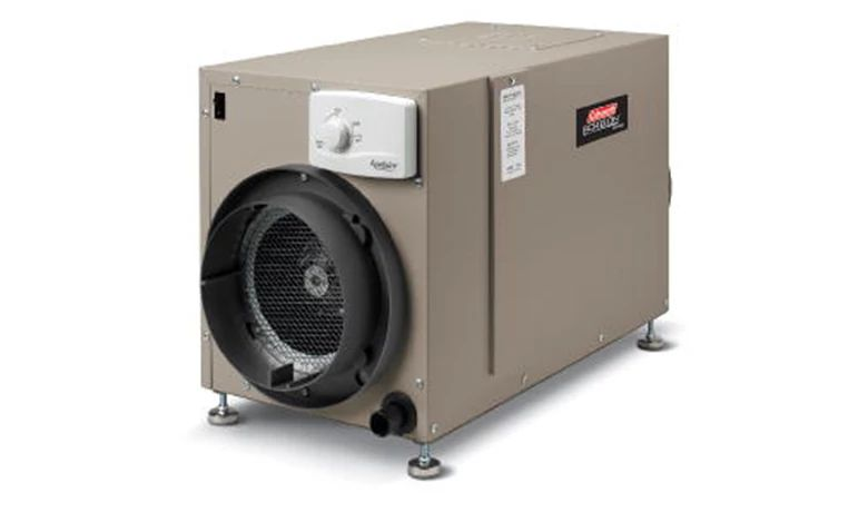 70, 95 and 130 Pint Per Day Whole Home Dehumidifier