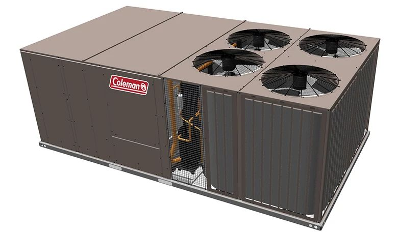 Coleman® Point™ Choice Rooftop Units