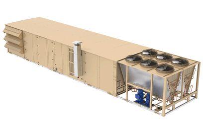 YORK® Sun™ Premier Rooftop Units product image