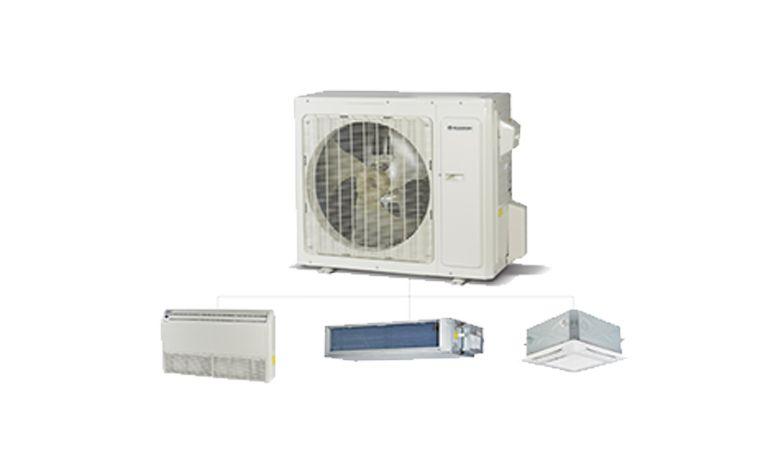 R Series 20 SEER Single Zone Mini Split Heat Pump System