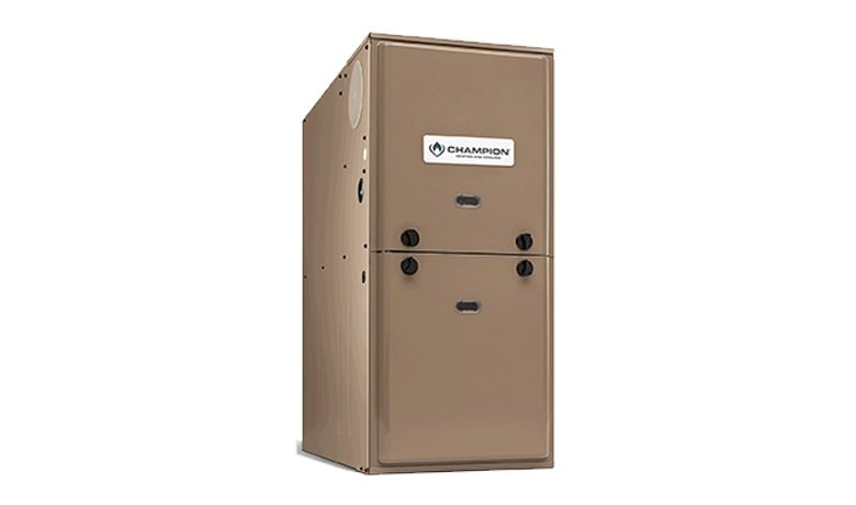 TM8V 80% AFUE Two Stage Variable Speed Furnace
