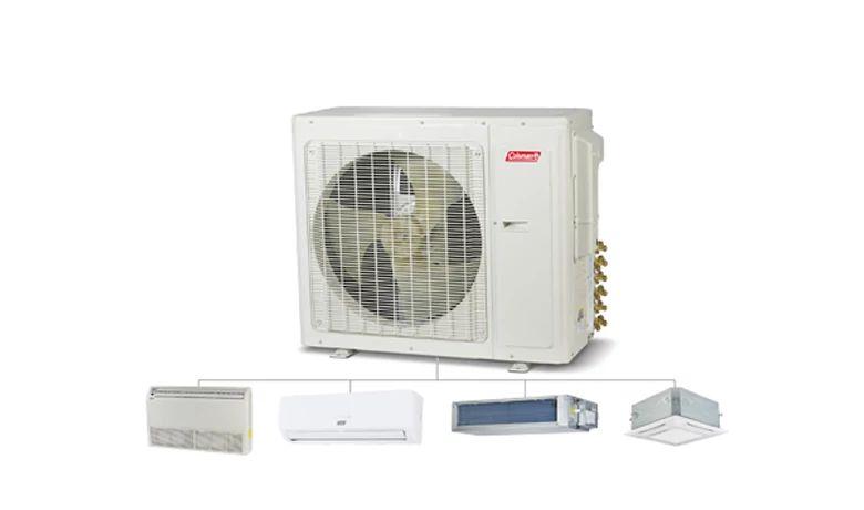 W Series 22 SEER Multi Zone Mini Split Heat Pump System