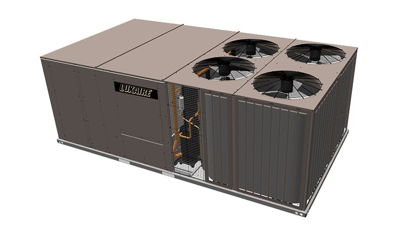 Luxaire® Optimum™ Choice Rooftop Units