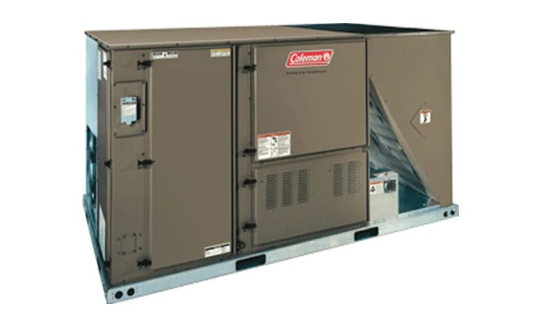 Coleman® Point™ Pro Packaged Rooftop Units