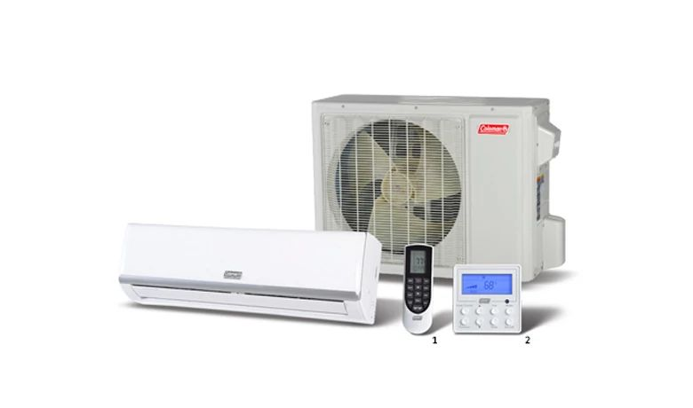 P Series 18 SEER Single Zone Mini Split Heat Pump System