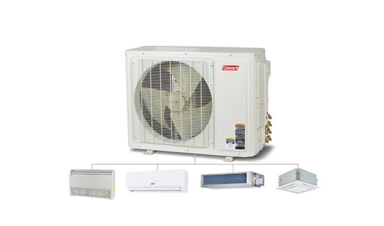 M Series 16 SEER Multi Zone Mini Split Heat Pump System
